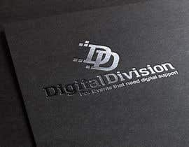 "Nro 2 kilpailuun I need a logo for a production company called ""Digital Division""  Subheading: ""For Events that need digital support"" käyttäjältä bobolinashokolad"