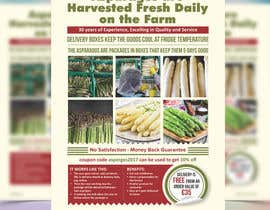 #7 for Flyer Home Delivery Farm Food by prabhjotsajjan