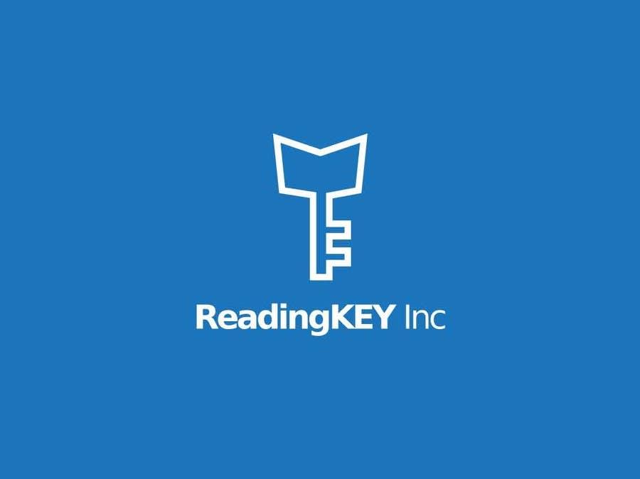 Penyertaan Peraduan #8 untuk Logo Design for ReadingKEY Inc