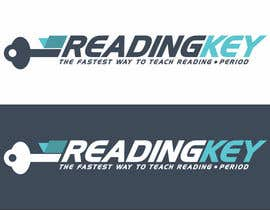 nº 341 pour Logo Design for ReadingKEY Inc par edvans
