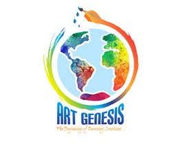 #4 for Art Genesis Logo by ciprilisticus