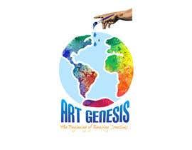 nº 17 pour Art Genesis Logo par ciprilisticus