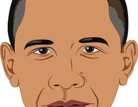kanggil741 tarafından Vector Barack Obama Head! için no 123