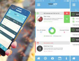 #4 for Design an App Mockup by B1sher