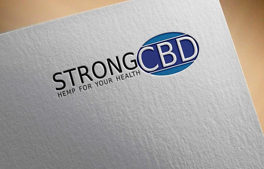 Proposition n°106 du concours Design a Logo for Strong CBD
