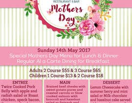 #2 for Design a Mother's Day Flyer by Kitteehdesign