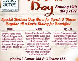 #23 for Design a Mother's Day Flyer by Kitteehdesign