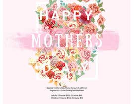 #13 for Design a Mother's Day Flyer by Steffevang