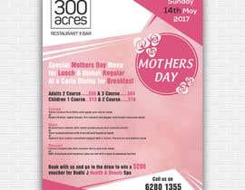 nº 29 pour Design a Mother's Day Flyer par cr8iveguru