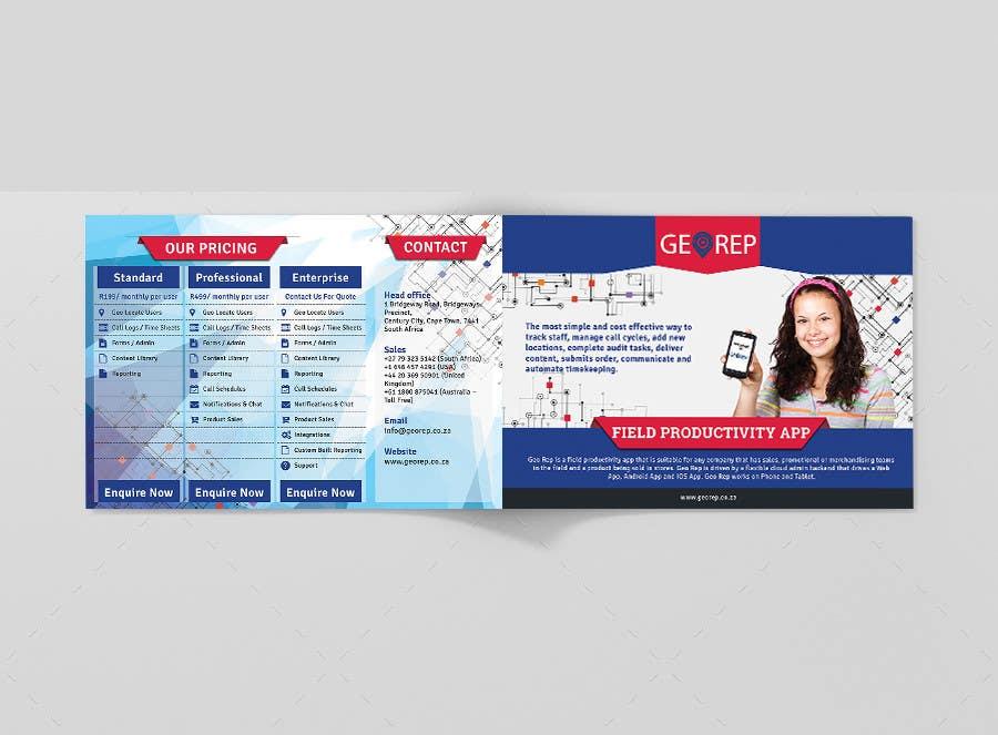 Kilpailutyö #                                        5                                      kilpailussa                                         Software Brochure