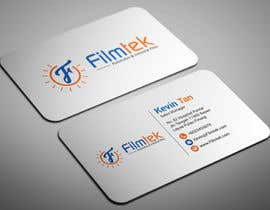 nº 158 pour Design some Business Cards For Automotive and Instrial Film COmpany par smartghart