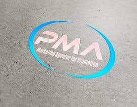 #6 for Logo PMA - Slogan: Marketing Agentur für Promotion by ajamkhan2017
