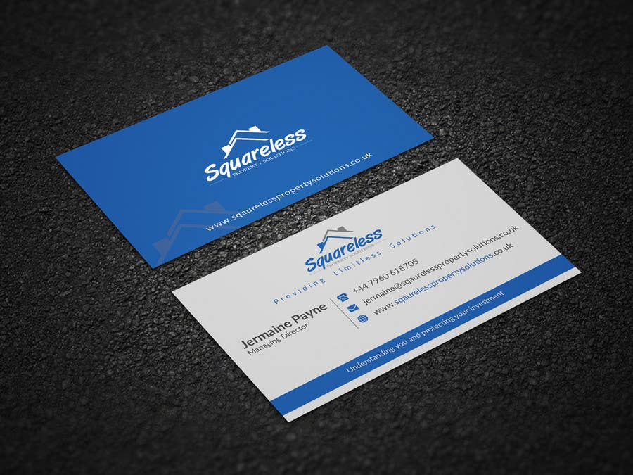 Proposition n°66 du concours Design some Business Cards for new business