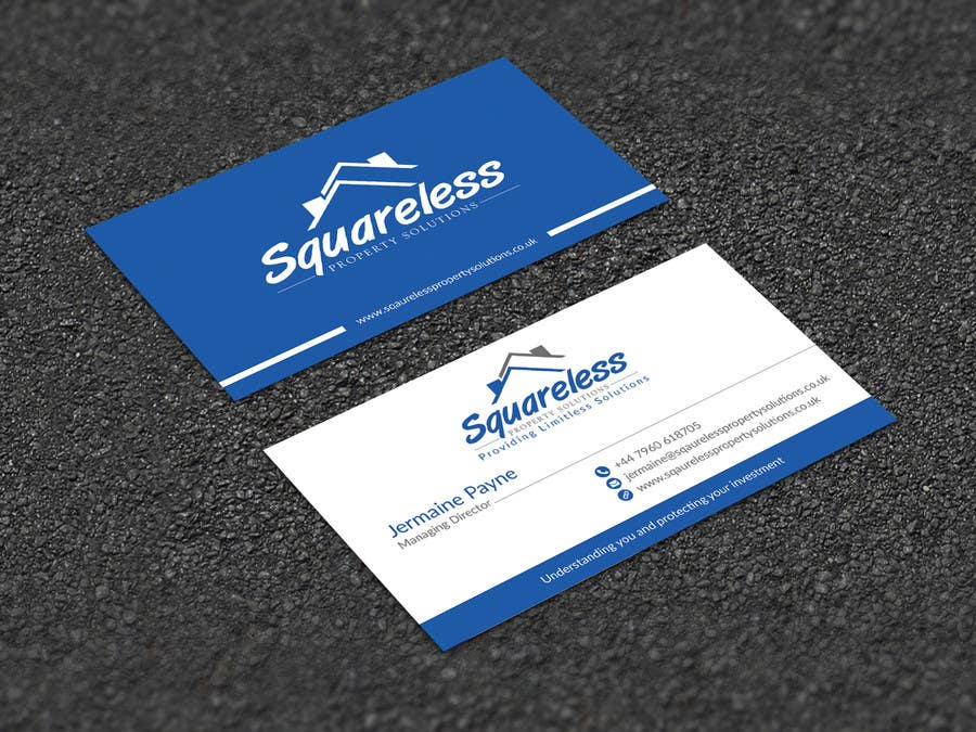 Proposition n°141 du concours Design some Business Cards for new business