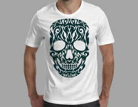 #51 for Ice Skull big logo to be put on clothing by CreateUniqueDSGN
