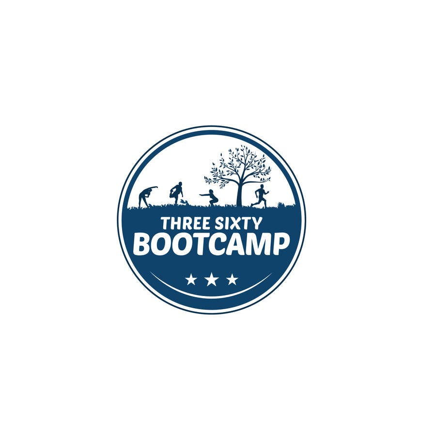 Proposition n°54 du concours Three sixty bootcamp logo re-design