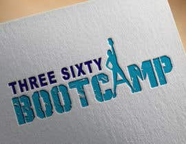 #57 for Three sixty bootcamp logo re-design by armamun2021