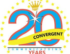 #29 for Design a 20Year service logo by ASHIK777