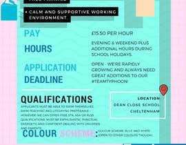#143 for Design a Job Advert Poster by Steffevang