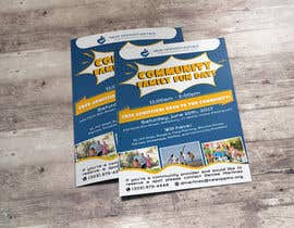 #19 for Design a Flyer for a Community Fun Day! by wephicsdesign