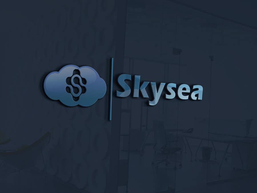 "Proposition n°144 du concours design a logo of ""skysea"""