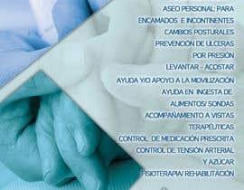 nº 12 pour Flyer publicitario - Cuidar personas par imagencreativajp