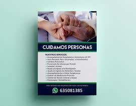 nº 16 pour Flyer publicitario - Cuidar personas par terucha2005