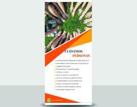 #11 for Flyer publicitario - Cuidar personas by santamariagv94