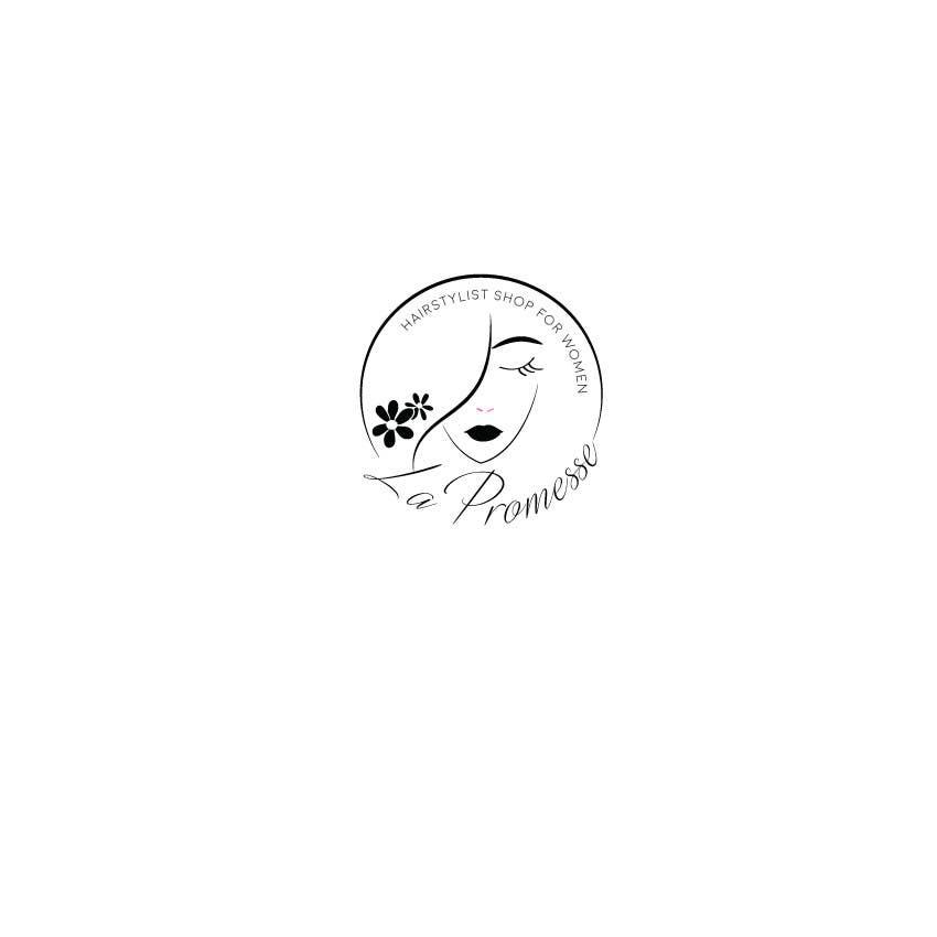 Entry 49 By Jelena28987 For Concevez Un Logo Salon De Coiffure
