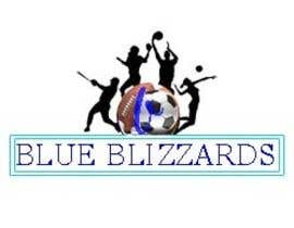 #299 for Sports Team Logo - Blue Blizzards by tohidulislam5429