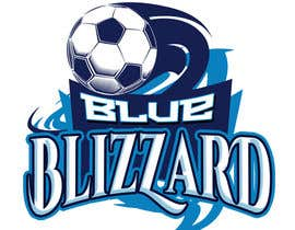 #116 for Sports Team Logo - Blue Blizzards by ericzgalang