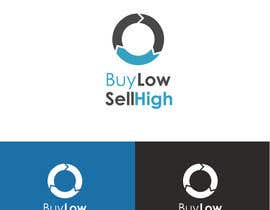 "#25 for Graphic design ""buy low"" ""sell High"" by RamonIg"