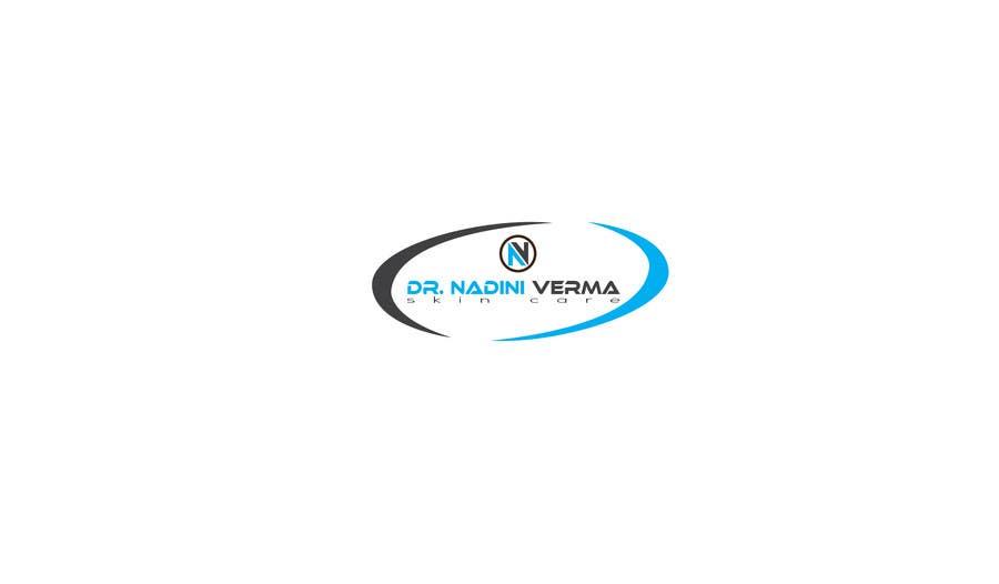Kilpailutyö #                                        99                                      kilpailussa                                         Logo for Dr. Nadini Verma