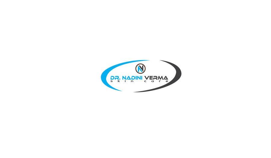 Kilpailutyö #                                        106                                      kilpailussa                                         Logo for Dr. Nadini Verma
