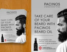 nº 49 pour Banner for beard product par CLKB