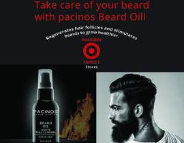 nº 51 pour Banner for beard product par nazimkhan1994