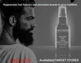 nº 21 pour Banner for beard product par owlionz786
