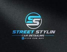 nº 89 pour Street Stylin Car Detailing Needs a Vinyl Sticker Logo Design par SilkShakil