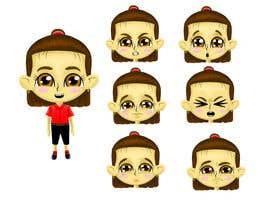 Nro 28 kilpailuun Illustrate the characters in my children's book käyttäjältä doyosetiono