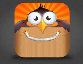 #32 для iPhone/iPad app icon design for classified website dkkani.com от twocats