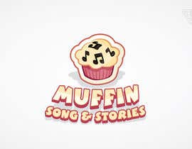 #47 untuk Logo Design for Muffin Songs & Stories oleh Ferrignoadv