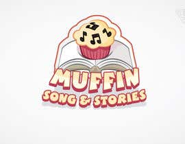 #49 cho Logo Design for Muffin Songs & Stories bởi Ferrignoadv