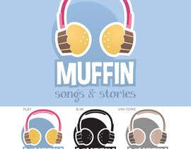 #34 para Logo Design for Muffin Songs & Stories por Andeart