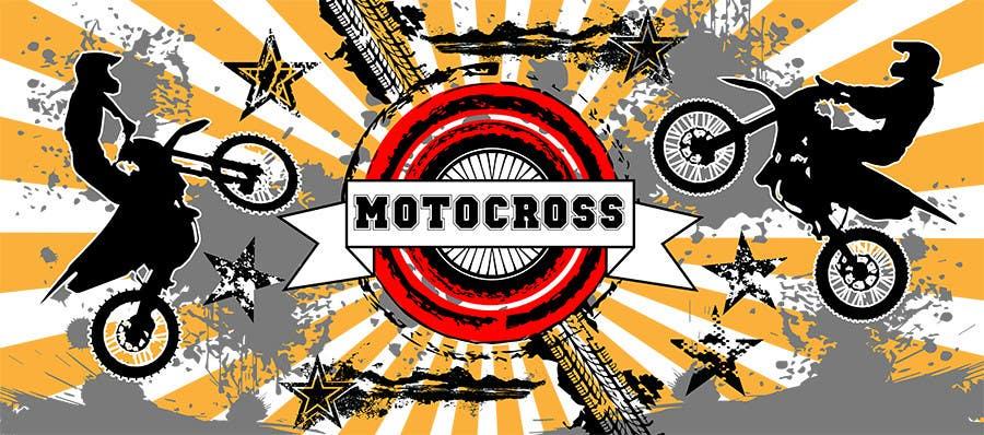 Proposition n°3 du concours Разработка оформления для грузовика мотокроссменов