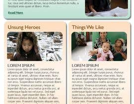 #2 untuk HTML Email for Save the Children Australia oleh aldodager