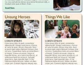 #44 untuk HTML Email for Save the Children Australia oleh aldodager