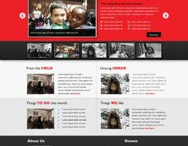 #75 для HTML Email for Save the Children Australia від Simplesphere