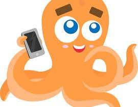 #64 for Design an octopus Logo by Thabsheeribz