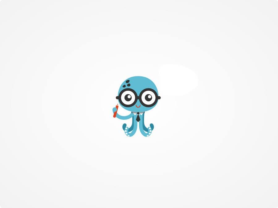 Proposition n°52 du concours Design an octopus Logo