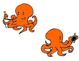 #10 for Design an octopus Logo by jerwinlopez